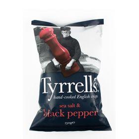 Batata-Frita-Tyrrells-Sea-Salt-e-Black-Pepper-150g