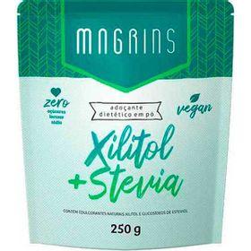 ADOCANTE-MAGRINS-XILITOL-STEVIA-250GR
