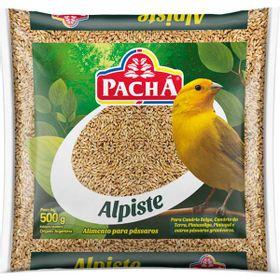 AL-P-PASSARO-ALPISTE-PACHA-500G