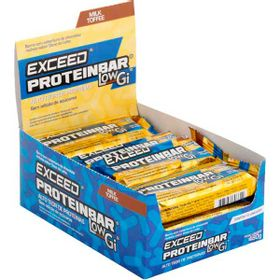 BARRA-EXCEED-PROT-LOW-GI-MILK-TOF-12X40G