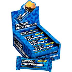 BARRA-EXCEED-PROTEIN-BANANA-12X40G