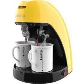 CAFETEIRA-CADENCE-SINGLE-COLOR-AMAR-220V