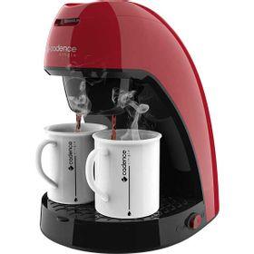 CAFETEIRA-CADENCE-SINGLE-COLOR-VERM-220V