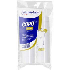 COPO-DESCART-STRAW-CRISTAL-340ML-10UN