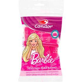 ESPONJA-BANHO-CONDOR-BARBIE-8303