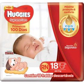 FRALDA-HUGGIES-SUP-CARE-MEGA-RN-34UN