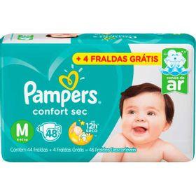 FRALDA-PAMPERS-CONFORT-SEC--M--44--4UN