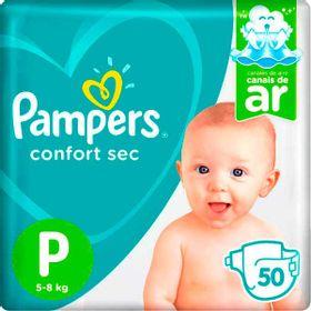 FRALDA-PAMPERS-CONFORT-SEC--P--50UN