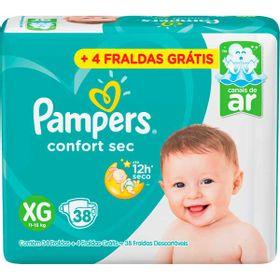 FRALDA-PAMPERS-CONFORT-SEC--XG--34-4UN