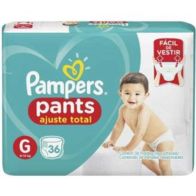 FRALDA-PAMPERS-PANTS--G-36UN