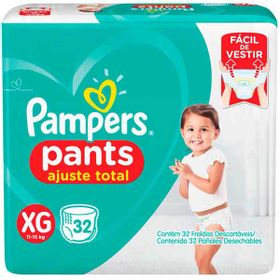 FRALDA-PAMPERS-PANTS--XG-32UN
