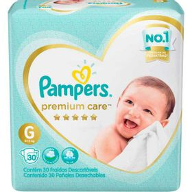 FRALDA-PAMPERS-PREM-CARE-MEGA--G--30UN
