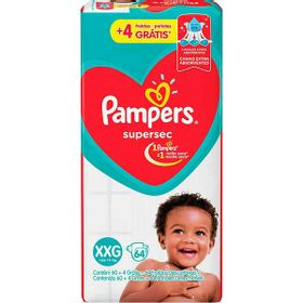 FRALDA-PAMPERS-SUPERSEC--XXG-60-4UN