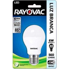LAMPADA-LED-RAYOVAC-BRANCA-B-VOLT-6W