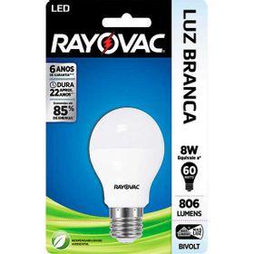 LAMPADA-LED-RAYOVAC-BRANCA-B-VOLT-8W