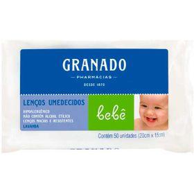 LENCO-UMED-GRANADO-BEBE-PE-SENSIVEL-50UN