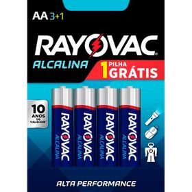 PILHA-RAYOVAC-ALCAL-SM-AA4-LV4PG3