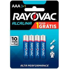 PILHA-RAYOVAC-ALCAL-SM-AAA4-LV4-PG3
