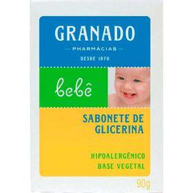 SABONETE-GRANADO-BEBE-GLIC-ORIGINAL-90GR