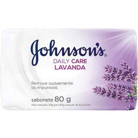 SABONETE-JOHNSON-LAVANDA-80GR