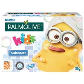 SABONETE-PALM-KIDS-MINIONS-85GR