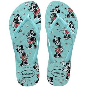 SAND-HAV-FEM-SLIM-DISNEY-ICE-BLUE-39-0