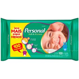 TOALHINHA-PERSONAL-BABY-UMED-100UN