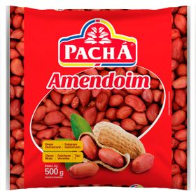 amendoim-pacha-cru-500g