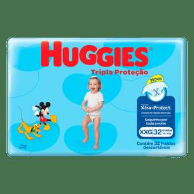 FRALDA-HUGGIES-TRIP-PROT-MEGA-XXG-32UN