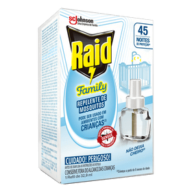 INS-RAID-ELET-LIQ-FAMILY-RF-45N-32-9ML