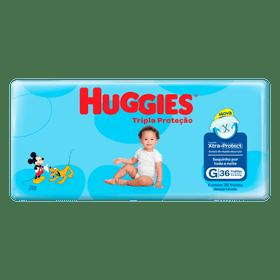 FRALDA-HUGGIES-TRIP-PROT-MEGA-G-36UN